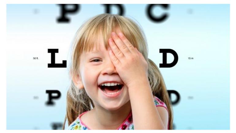 A che età i bambini devono fare il primo controllo della vista dall'oculista?