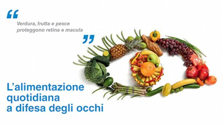 Il cibo è ciò che ci fa vedere