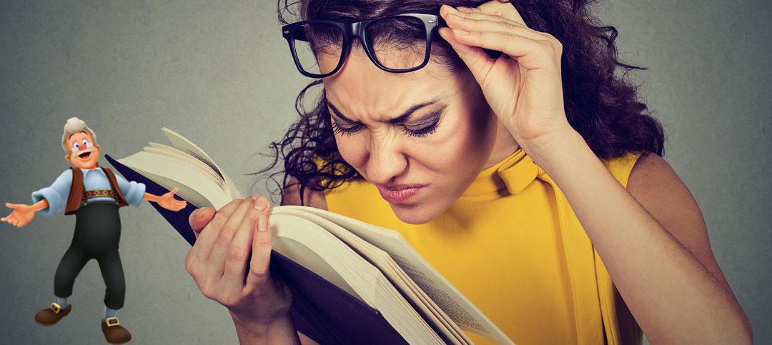 Cosa fare se non riesci più a leggere