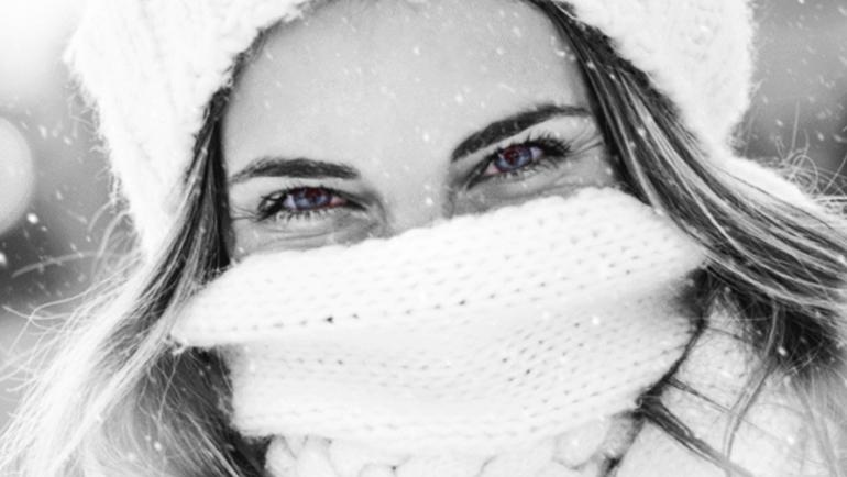 Gli sbalzi di temperatura mettono a dura prova i vostri occhi?
