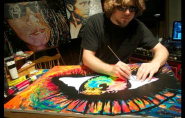 """L'arte è  oltre il semplice """"vedere"""" la si mostra con il talento"""