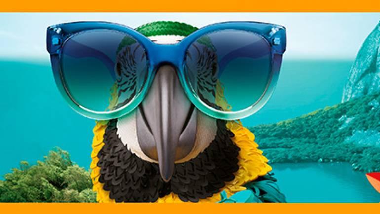 Non solo semplici infradito ma molto altro…..come dei bellissimi occhiali Havaianas !!!